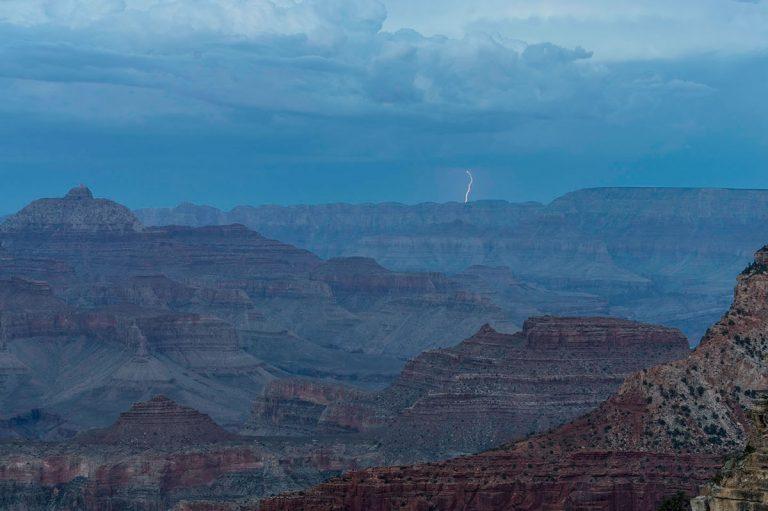 Yavapai Point Lightning