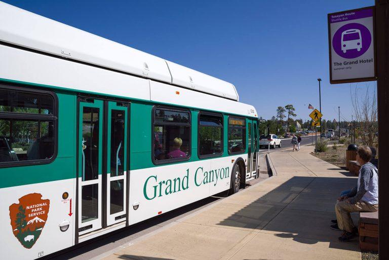 Tusayan Grand Canyon Shuttle