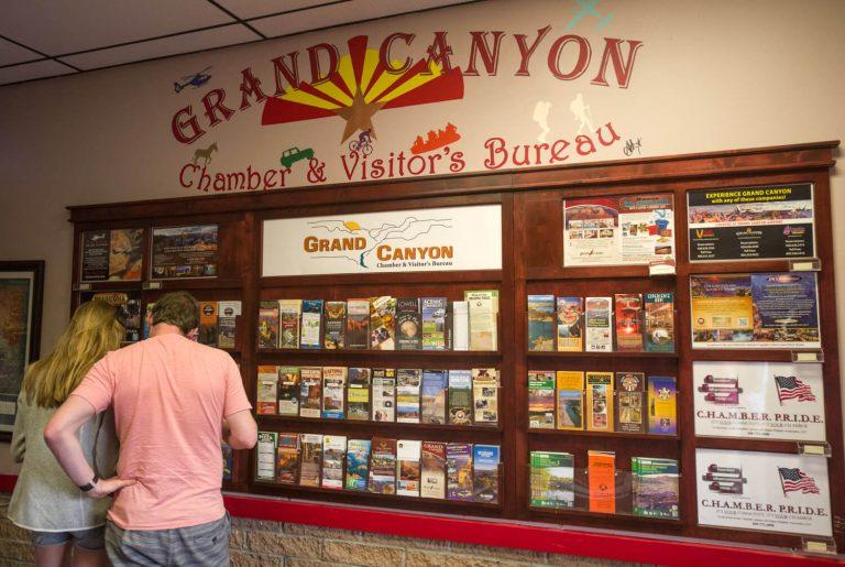 Tusayan Visitors Center